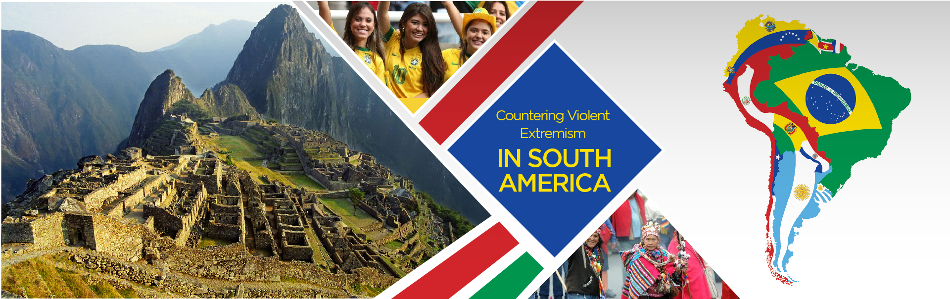 CVE INITIATIVES IN SOUTH AMERICA
